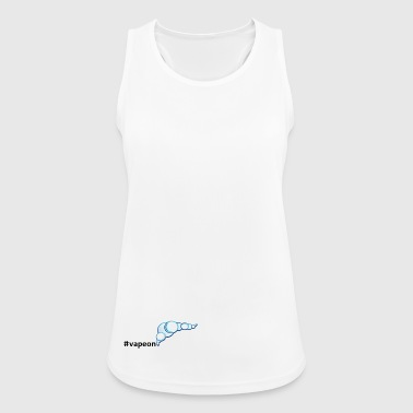 vape on - Women's Breathable Tank Top