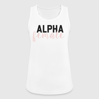 ALPHAfemale - Women's Breathable Tank Top