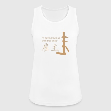 Wing Chun - Training - Frauen Tank Top atmungsaktiv