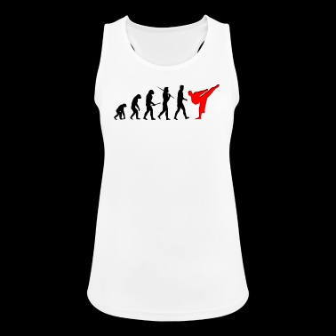 Evolution Kickboxing gave - Pustende singlet for kvinner