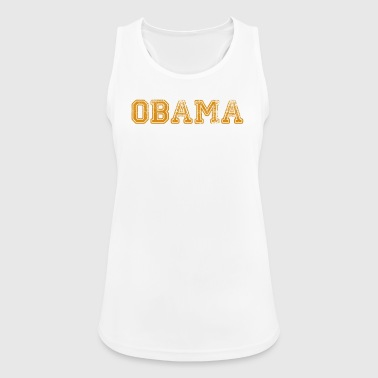 Obama 44 - Frauen Tank Top atmungsaktiv