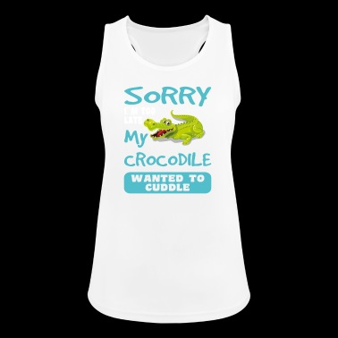 Crocodile Cuddle - Women's Breathable Tank Top