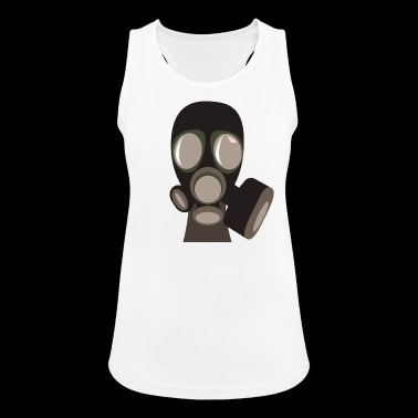 gas mask - Women's Breathable Tank Top