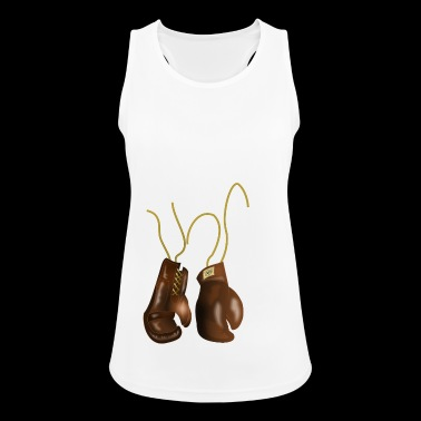 Boxing Gloves - Women's Breathable Tank Top