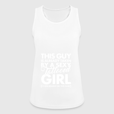 Tattoo Girl Tattooing Tattooing Gift - Women's Breathable Tank Top