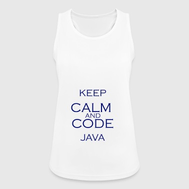 Code Java - Women's Breathable Tank Top