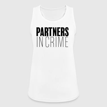 Crime Partners - Women's Breathable Tank Top