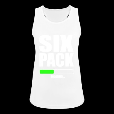 Sixpack - loading ... - Women's Breathable Tank Top
