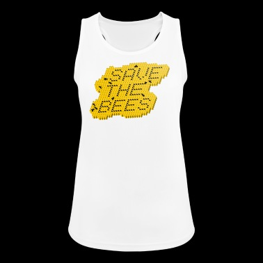 Save the bees / Save the bees - Women's Breathable Tank Top