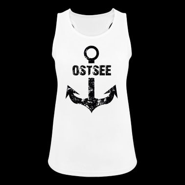 Baltic Sea anchor - Women's Breathable Tank Top