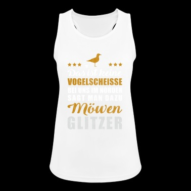 Seagull Seagull North North German Baltic Sea North Sea Sea - Women's Breathable Tank Top