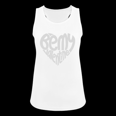 Be my Valentine - Valentine's Day - Women's Breathable Tank Top