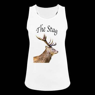 Stag - Women's Breathable Tank Top