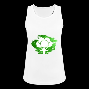 tree - Women's Breathable Tank Top