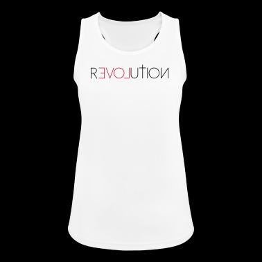 love revolution - Women's Breathable Tank Top