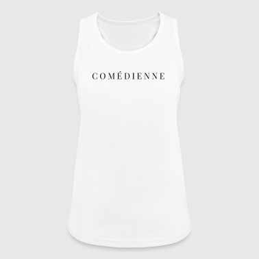 Actress - Women's Breathable Tank Top