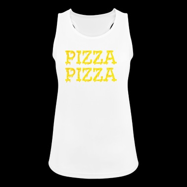 PIZZA PIZZA - Women's Breathable Tank Top
