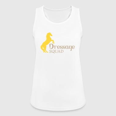 Dressage Squad - Dressage horse riding tournament - Women's Breathable Tank Top