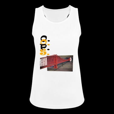Golden gate - Women's Breathable Tank Top