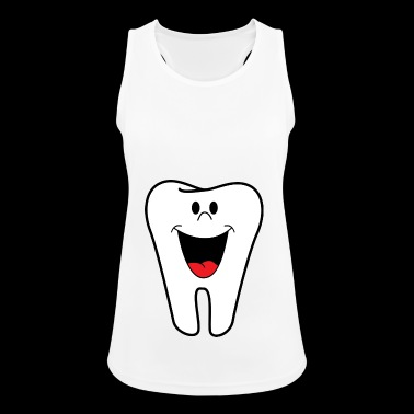 tooth - Women's Breathable Tank Top