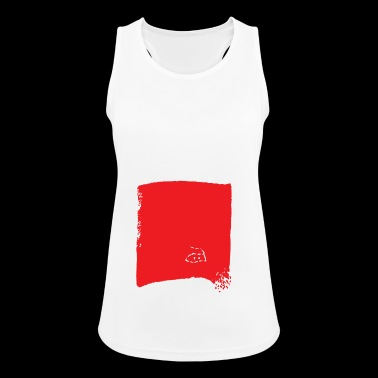 Ironing saying iron - Women's Breathable Tank Top