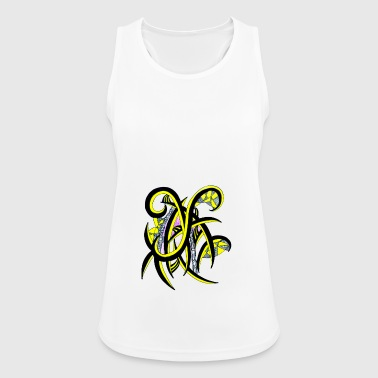 abstract - Women's Breathable Tank Top