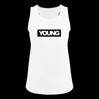 YOUNG - Women's Breathable Tank Top