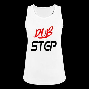 dub step - Pustende singlet for kvinner