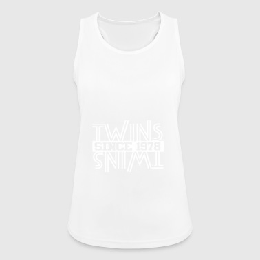 Twins Since 1978 - Women's Breathable Tank Top