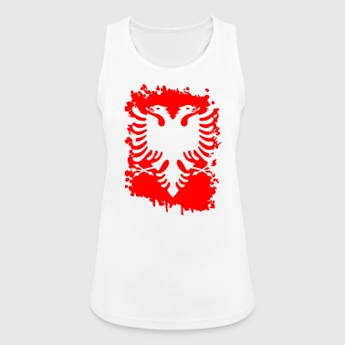 albanian eagle albania shirt albanian eagle - Women's Breathable Tank Top