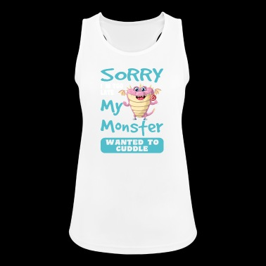Monster Cuddle - Women's Breathable Tank Top
