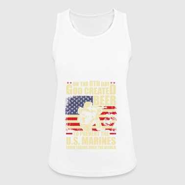 Marines - Women's Breathable Tank Top