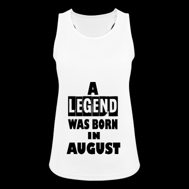 august - Women's Breathable Tank Top