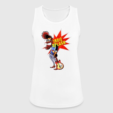 Indie Splash - Women's Breathable Tank Top
