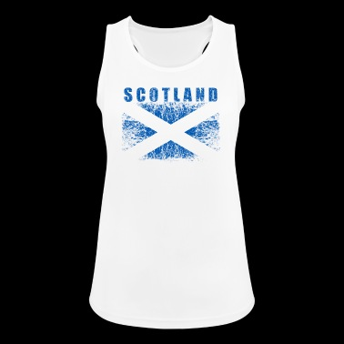 Scotland Flag 008 AllroundDesigns - Women's Breathable Tank Top
