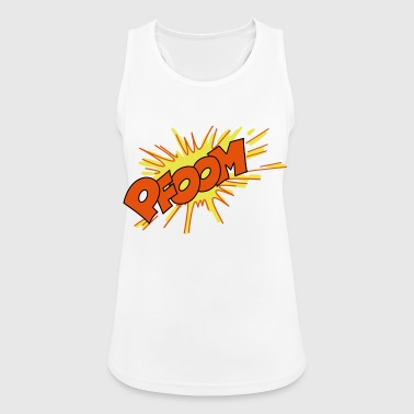 explosion - Women's Breathable Tank Top
