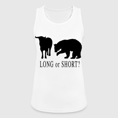 Long or short - Women's Breathable Tank Top