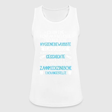 Dental Assistant Dental Assistant - Women's Breathable Tank Top