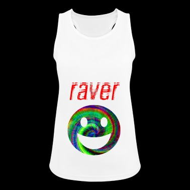 raver - Women's Breathable Tank Top