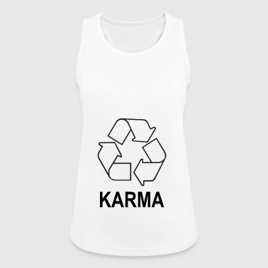 karma - Women's Breathable Tank Top