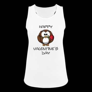 Happy Valentine's Day - Valentine's Day - Women's Breathable Tank Top