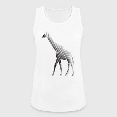 giraffe - Women's Breathable Tank Top