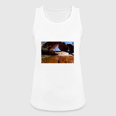 South Africa - Women's Breathable Tank Top