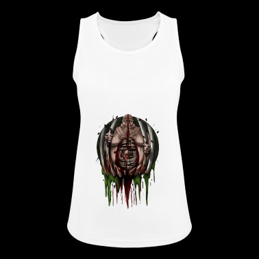 fat Monster - Women's Breathable Tank Top