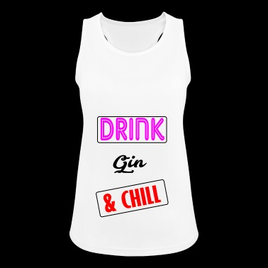 gin - Women's Breathable Tank Top