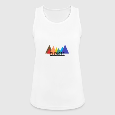 Elevated to the Mountains - Women's Breathable Tank Top