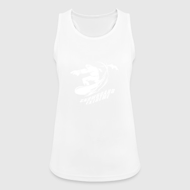 Snowboard EXTREME - Boarder Power! - Women's Breathable Tank Top