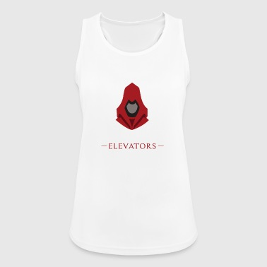 I Do not Use Elevators - Women's Breathable Tank Top