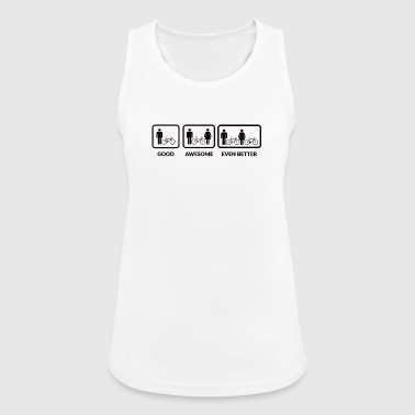 EVEN BETTER - Women's Breathable Tank Top