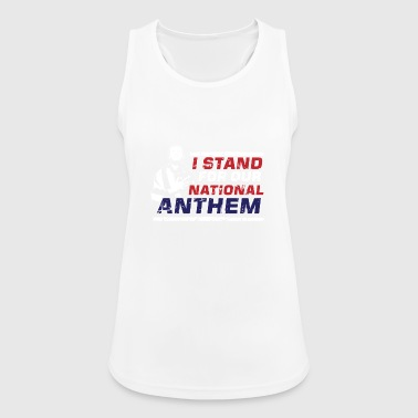 USA Patriot! Patriots. - Women's Breathable Tank Top
